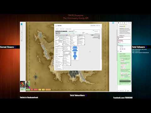 DnD5e Character Creation Tutorial for Roll20 net - смотреть