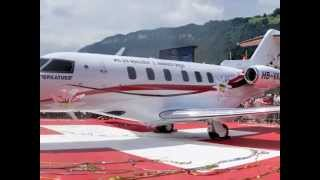 preview picture of video 'Rollout Pilatus Aircraft PC 24'