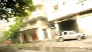 schokkende beelden: aanval op Shujaya
