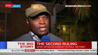 Norman Magaya:We are the master of our own destiny, we know where we are going to