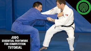 Judo Essential Footwork for Competition Tutorial