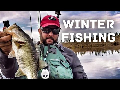 Winter Bass Fishing – Tips and Techniques when it's Cold
