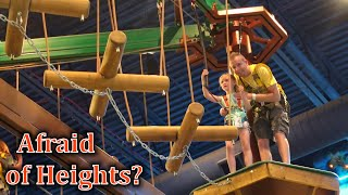 Madison Hates Heights! Facing Our Fears!!!