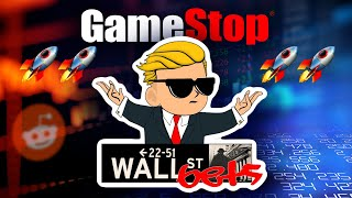 The Internet vs. Wall Street: GameStop short squeeze explained 🚀