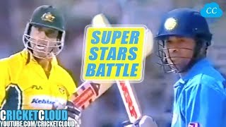 IND vs AUS | A Match Full of Legends & Full of Entertainment !!