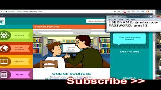 FREE ACCOUNT TO ACCESS BRAINPOP USERNAME AND PASSWORD 2019