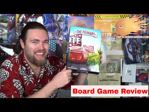 The Primary - Board Game Review (Unfiltered Gamer)