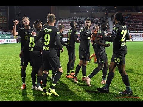 KV Courtrai - Standard : 0-2