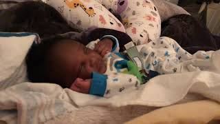 Little Nugget Is The Center Of My Joy | My First Grand Son