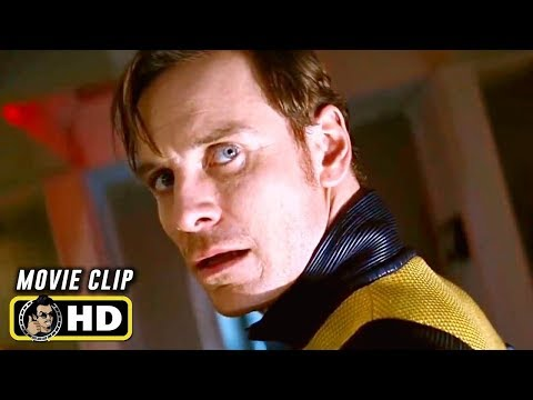 X-MEN: FIRST CLASS Clips + Trailer (2011)