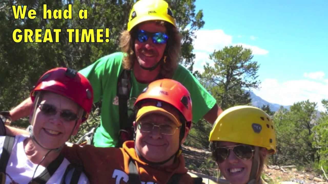 Zip Lining-Royal Gorge CO