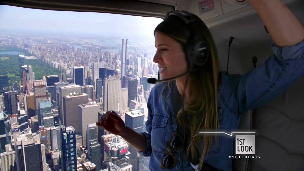Go on a helicopter tour