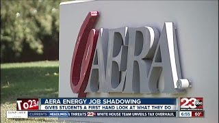 AERA Energy partners with Independence High for job shadow event