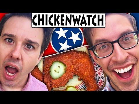 Is Nashville Hot Chicken The Best In The World?