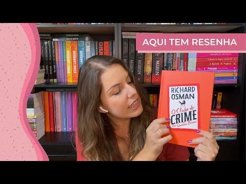 RESENHA INTRÍNSECOS 031 - O Clube do Crime das Quintas-feiras | Lívia Martins