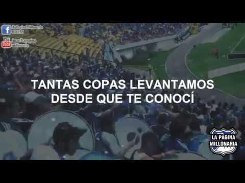 """""""Todas las campañas que viví"""" Barra: Blue Rain • Club: Millonarios"""
