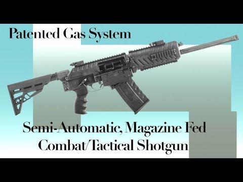 FosTech's Origin 12 Is A Unique Shotgun
