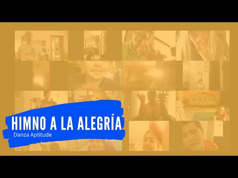 Watch video SINDROME DOWN DANZA HIMNO A LA ALEGRIA