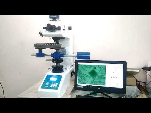Micro Vickers Hardness Tester