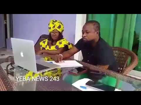 WERASON montre comment sa mère se Réjouit de son ALBUM Zenga Loketo Werra aza vraiment phénomène