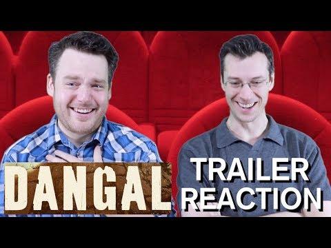 Dangal - Trailer Reaction