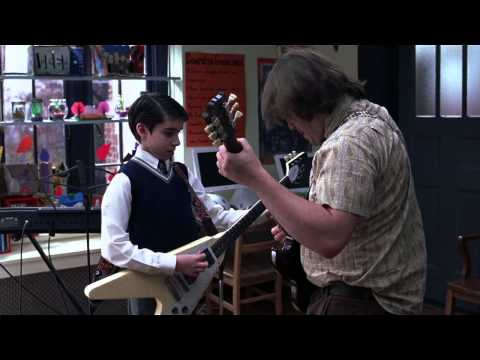The School of Rock -An inspirational scene (Vietsub)