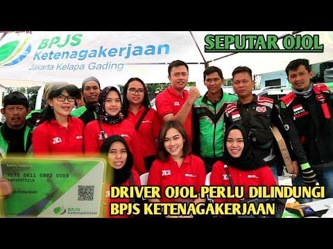 DRIVER OJOL HARUS DILINDUNGI BPJS KETENAGAKERJAAN || SEPUTAR OJOL