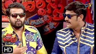 Hyper Aadi, Raising Raju Performance | Jabardasth | 7th  February 2019 | ETV Telugu