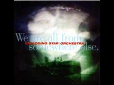 Exploding Star Orchestra -String Ray and the Beginning of Time 1 online metal music video by EXPLODING STAR ORCHESTRA