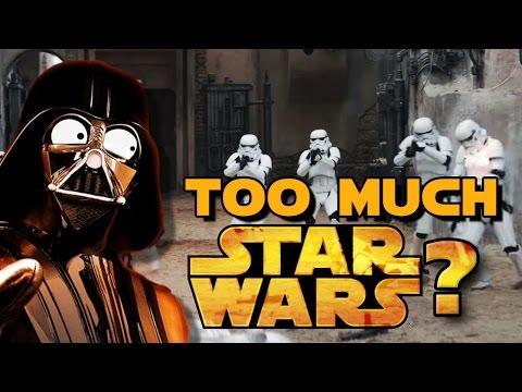 TOO MUCH STAR WARS? - Movie Podcast