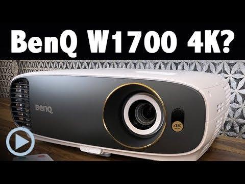Benq W1700 4K Beamer für unter 1.500,- Euro - Lohnt sich der günstige UHD Projektor?
