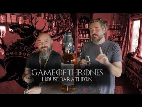 Whiskey Review: Game of Thrones Royal Lochnagar 12 Year 'House Baratheon' Single Malt Scotch