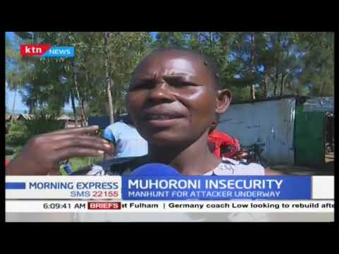 Ex-judge's Effie Owuor farm manager killed and son seriously injuredEx-judge's Effie Owuor farm mana