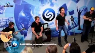"Shazam Sessions -- Train ""Hey, Soul Sister"""