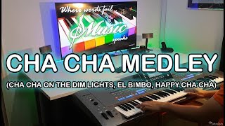 80's Cha Cha Medley on Yamaha Tyros 5 by #artzkie