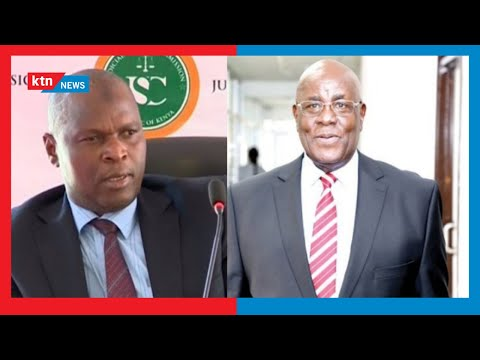 Justice Aggrey Muchelule and Justice Chitembwe arrested outside their chambers part 2