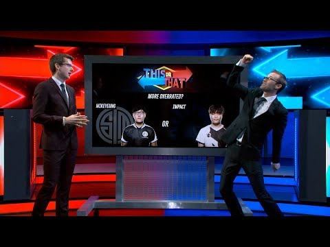 This or That: NBA LCS