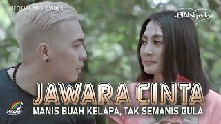 Lirik Lagu dan Chord Kunci Gitar Jawara Cinta- BIAN Gindas, Manis Buah Kelapa Tak Semanis Gula