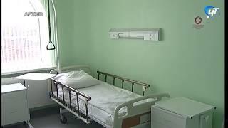 С первого января на базе Пролетарской больницы начнет работу паллиативное отделение