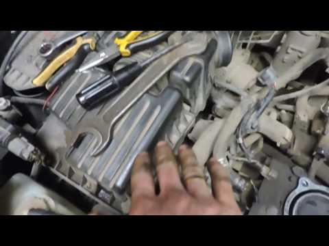 Ремонт HONDA CR-V 1998 двигатель B20B ремонт двигателя! дружно боремся с расходом масла!