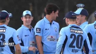 Extended highlights: WA v NSW
