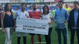 Luis Milla Jadi Kapten Valencia di Laga Amal