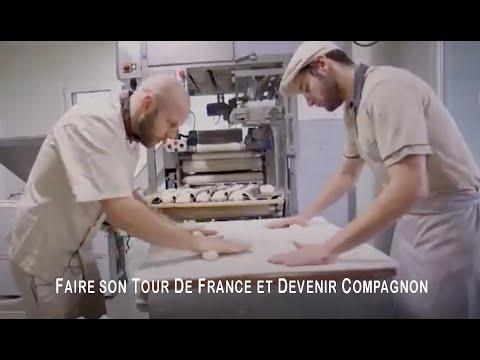 Compagnon boulanger et pâtissier