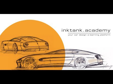 Car Design Online Courses:  inktank academy