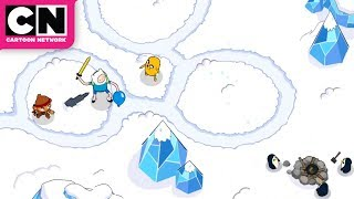 Bloons Adventure Time TD | Cartoon Network