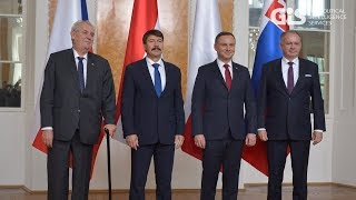 Cold war between Visegrad and Brussels | Global trends video reports