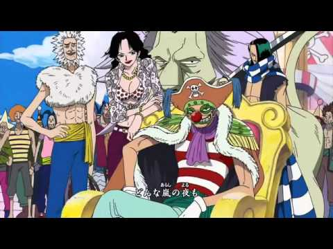 Openings | One Piece Fanseite