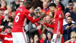 Manchester United Vs Leicester City 41 Highlights 24 09 2016