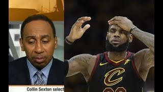 First Take|Stephen A.Smith :LeBron James Won
