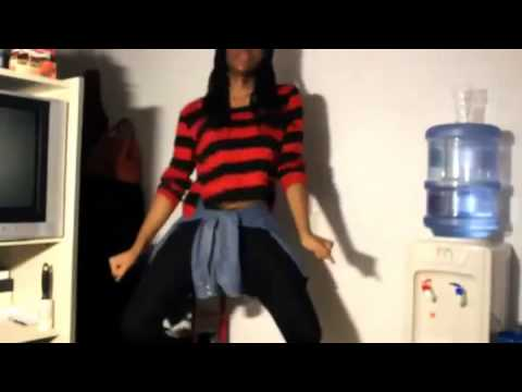 See How This Young Naija Girl Kills The Dance Floor While Dancing to GINGER by Wizkid